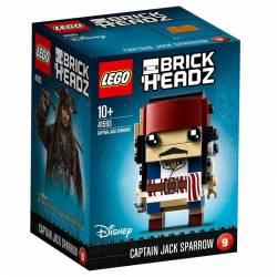 Brick Headz, Captain Jack Sparrow. LEGO 41593