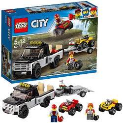 City, Van and caravan. LEGO 60148