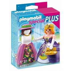 Princess with manikin. PLAYMOBIL 4781