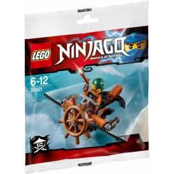 Ninjago: Skybound plane set. LEGO 30421