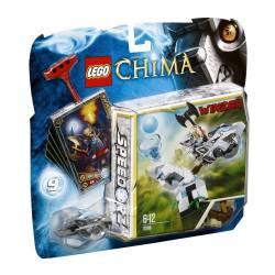 "Legends of Chima: Speedorz ""Ice tower"". LEGO 70106"