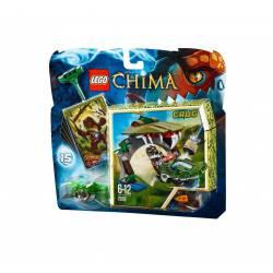 "Legends of Chima: Speedorz ""Croc Chomp"". LEGO 70112"