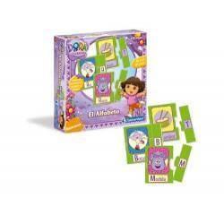 Dora the explorer, alphabet. CLEMENTONI 65070