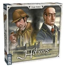 Holmes. Sherlock and Mycroft. DEVIR 223217