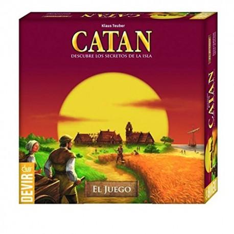 Catán. El juego. DEVIR 220100