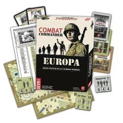 Combat Commander. Europa. DEVIR 221923
