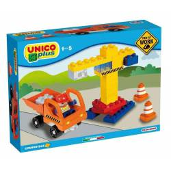 Construction. UNICO PLUS 8524