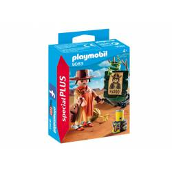 Cowboy with Wanted Poster. PLAYMOBIL 9083