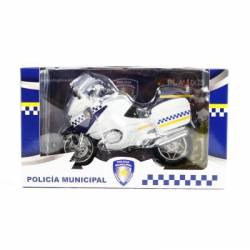 Motorbike Policía Municipal. PLAYJOCS 73989