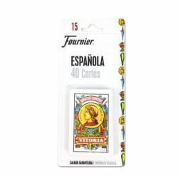 Spanish cards.