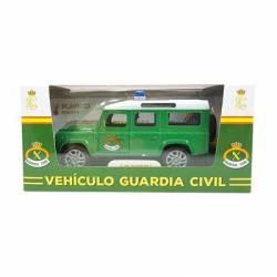 Land Rover Guardia Civil. PLAYJOCS 73909