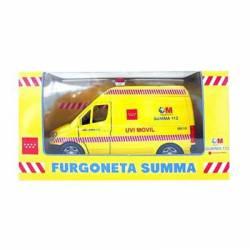 Ambulancia del SUMMA 112. PLAYJOCS 73692