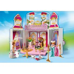 My Secret Royal Palace play box. PLAYMOBIL 4898