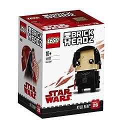 Brick Headz, Kylo Ren (Star Wars). LEGO 41603