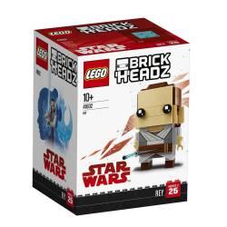 Brick Headz, Rey (Star Wars). LEGO 41602