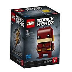 Brick Headz, The Flash. LEGO 41598