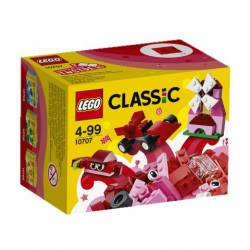 Red Creativity Box. LEGO 10707