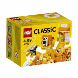 Orange Creativity Box. LEGO 10709