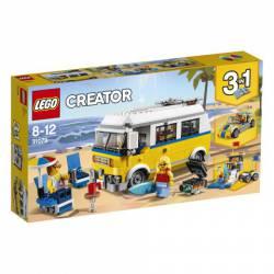Sunshine Surfer Van. LEGO 31079