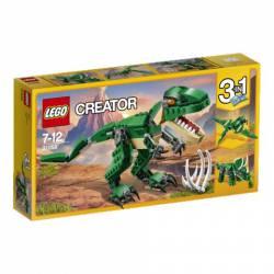 Mighty Dinosaurs. LEGO 31058