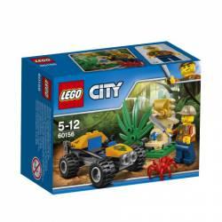 Jungle Buggy. LEGO 60156