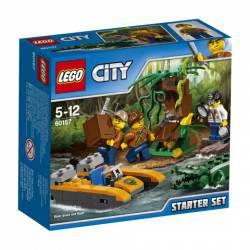 Jungle Starter Set. LEGO 60157