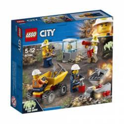 Mining Team. LEGO 60184