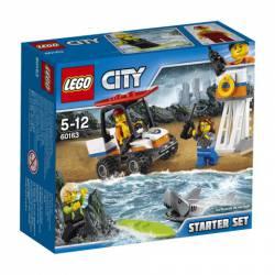 Coast Guard Starter Set. LEGO 60163