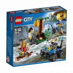 Mountain Fugitives. LEGO 60171