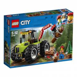 Forest Tractor. LEGO 60181