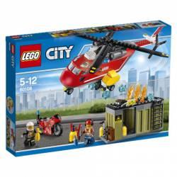 Fire Response Unit. LEGO 60108