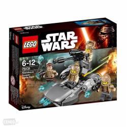 Resistance Trooper Battle Pack. LEGO 75131