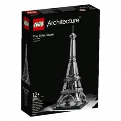 The Eiffel Tower. LEGO 21019