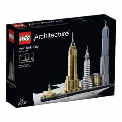 New York City. LEGO 21028