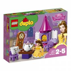 Belle´s Tea Party. LEGO 10877