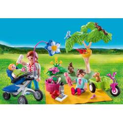 Family Picnic Carry Case. PLAYMOBIL 9103