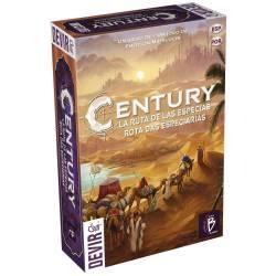 Century. La ruta de las especias. DEVIR 223958