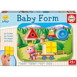Baby form. EDUCA 15862