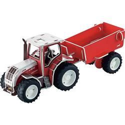 Tractor Steyr CVT 6240. TRONICO 30015