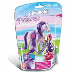 Princess Viola with horse. PLAYMOBIL 61670