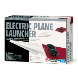 Electric plane launcher.