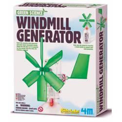 Windmill generator.