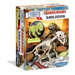 Smilodon.