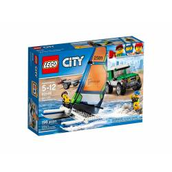 City, 4x4 with Catamaran.
