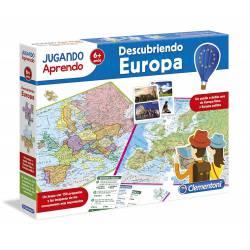 Descubriendo Europa. CLEMENTONI