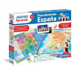 Descubriendo España. CLEMENTONI