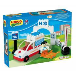 Ambulance. UNICO PLUS
