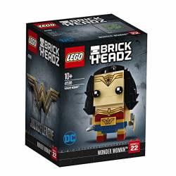 Brick Headz, Wonder Woman.