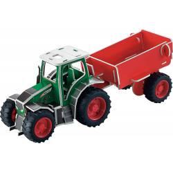 Tractor Fendt Vario 518.