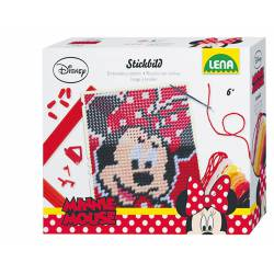 Minnie Mouse: Embroidery pattern. LENA